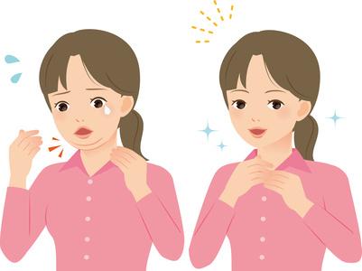 二重あご解消法まとめ|二重あごの原因と余計な脂肪を落とす方法